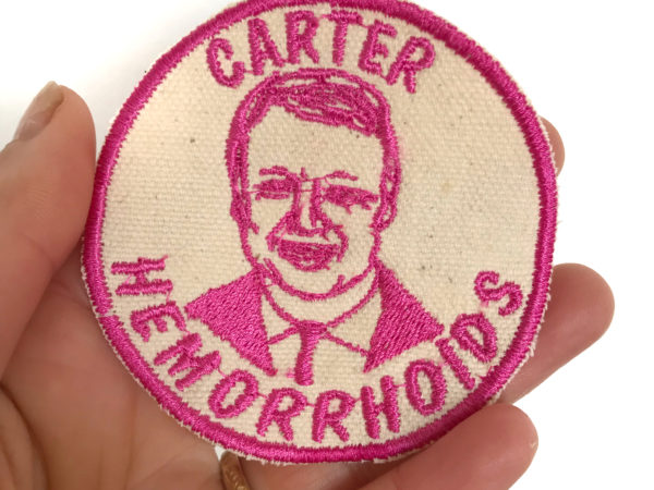 Carter patch