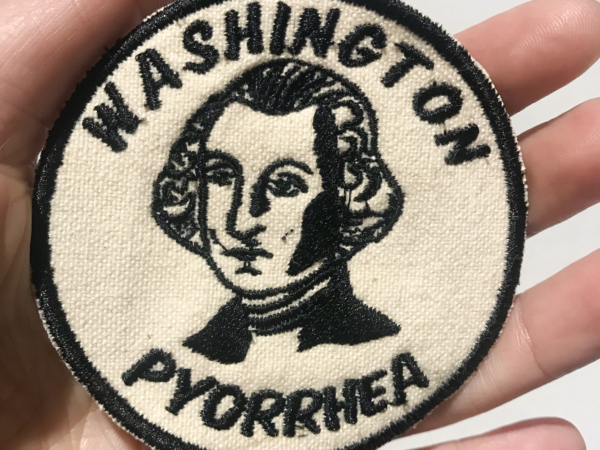 Presidential Malady Patches