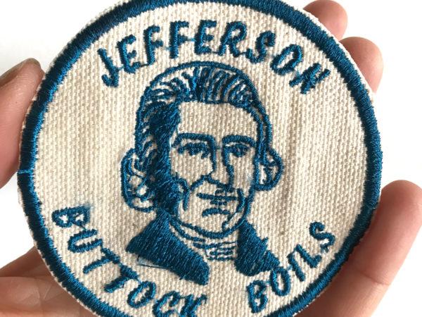 Jefferson Patch