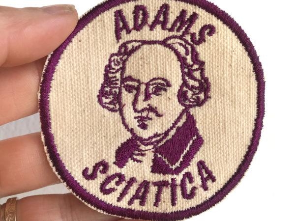 Adams Patch