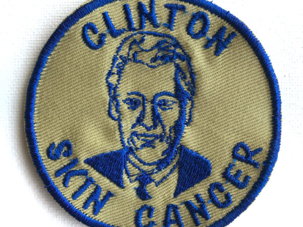 The Clinton Malady Patch
